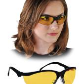 Очки сварщика с круглыми стеклами GOG-CIRSMA